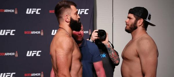 UFC on ESPN+ 29