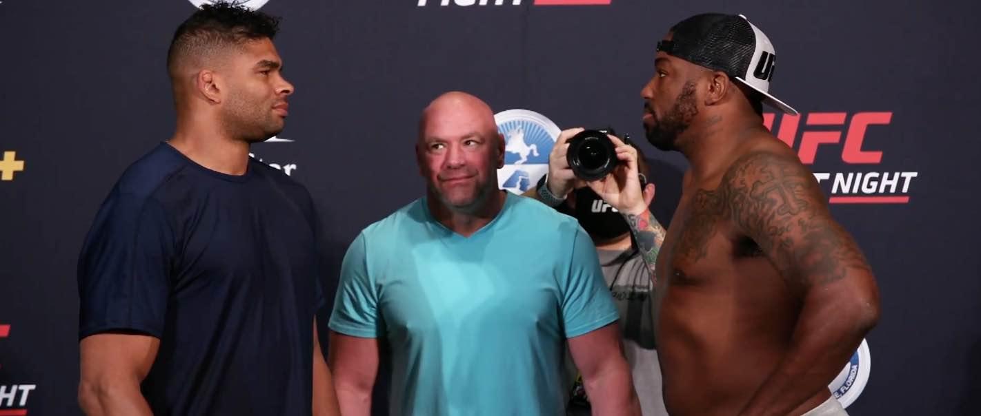 UFC on ESPN 8: Overeem vs. Harris predictions