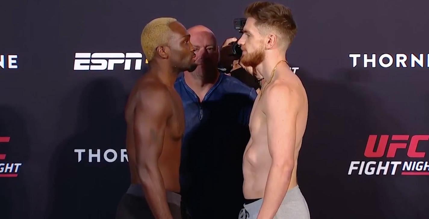 UFC on ESPN+ 31: Brunson vs. Shahbazyan predictions