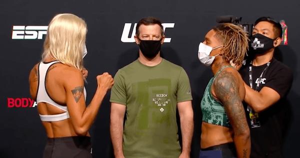 UFC on ESPN 15