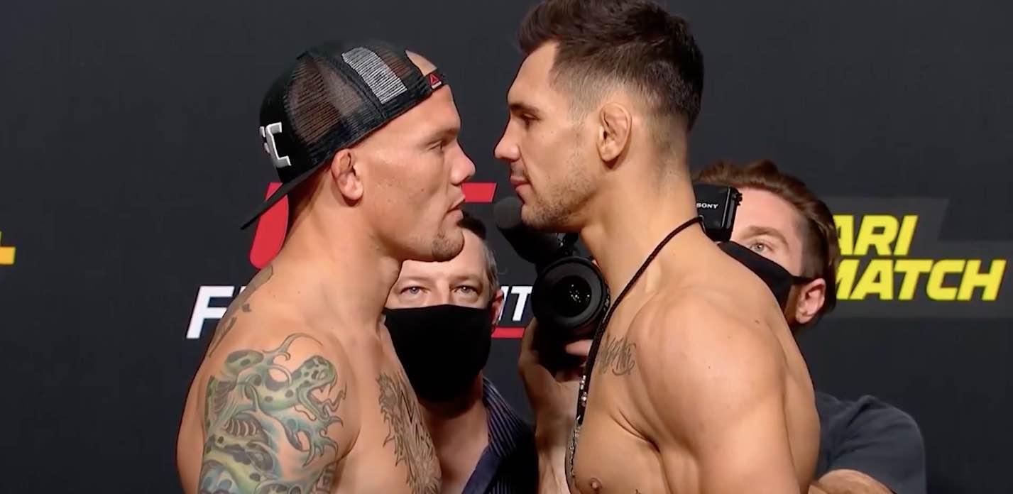 UFC on ESPN+ 33: Smith vs. Rakic predictions