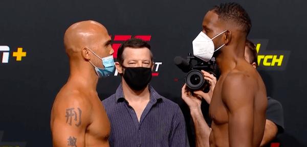 UFC on ESPN+ 33