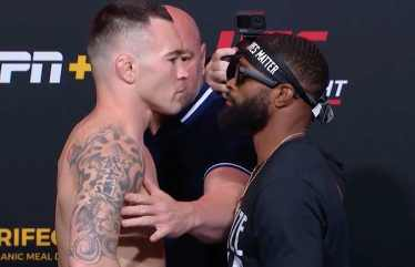 UFC on ESPN+ 36