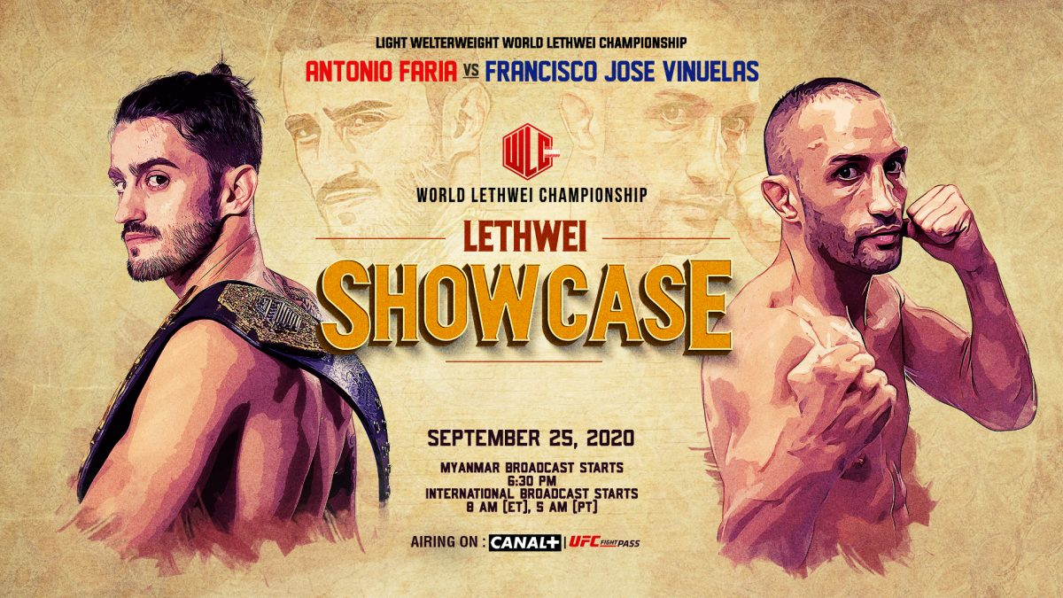 WLC: Lethwei Showcase event set for Sept. 25 in Myanmar