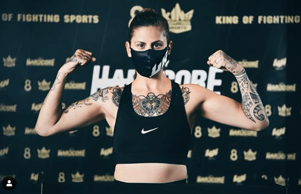 Maisha Katz expecting nothing less than 'a nice fight and to win' at Muay Hardcore 27