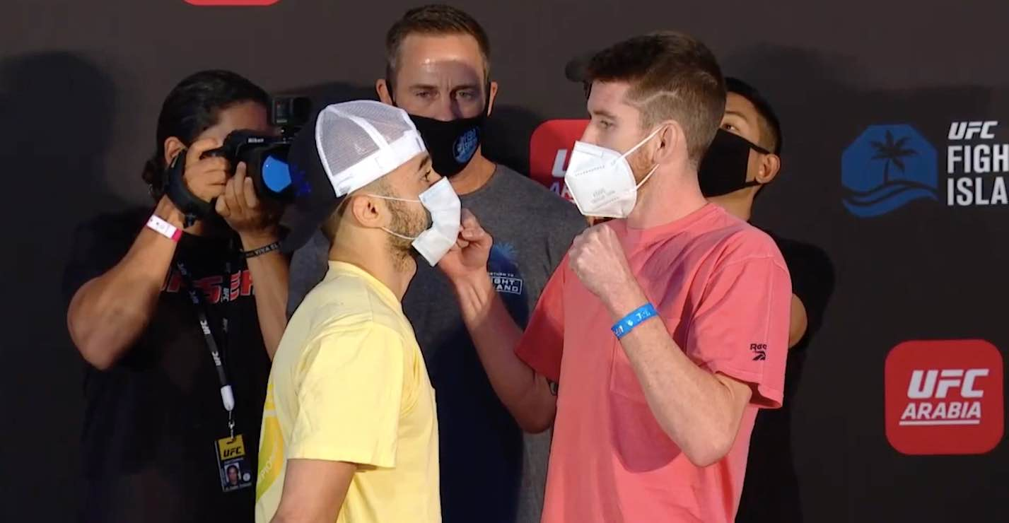 UFC on ESPN+ 37: Moraes vs. Sandhagen predictions