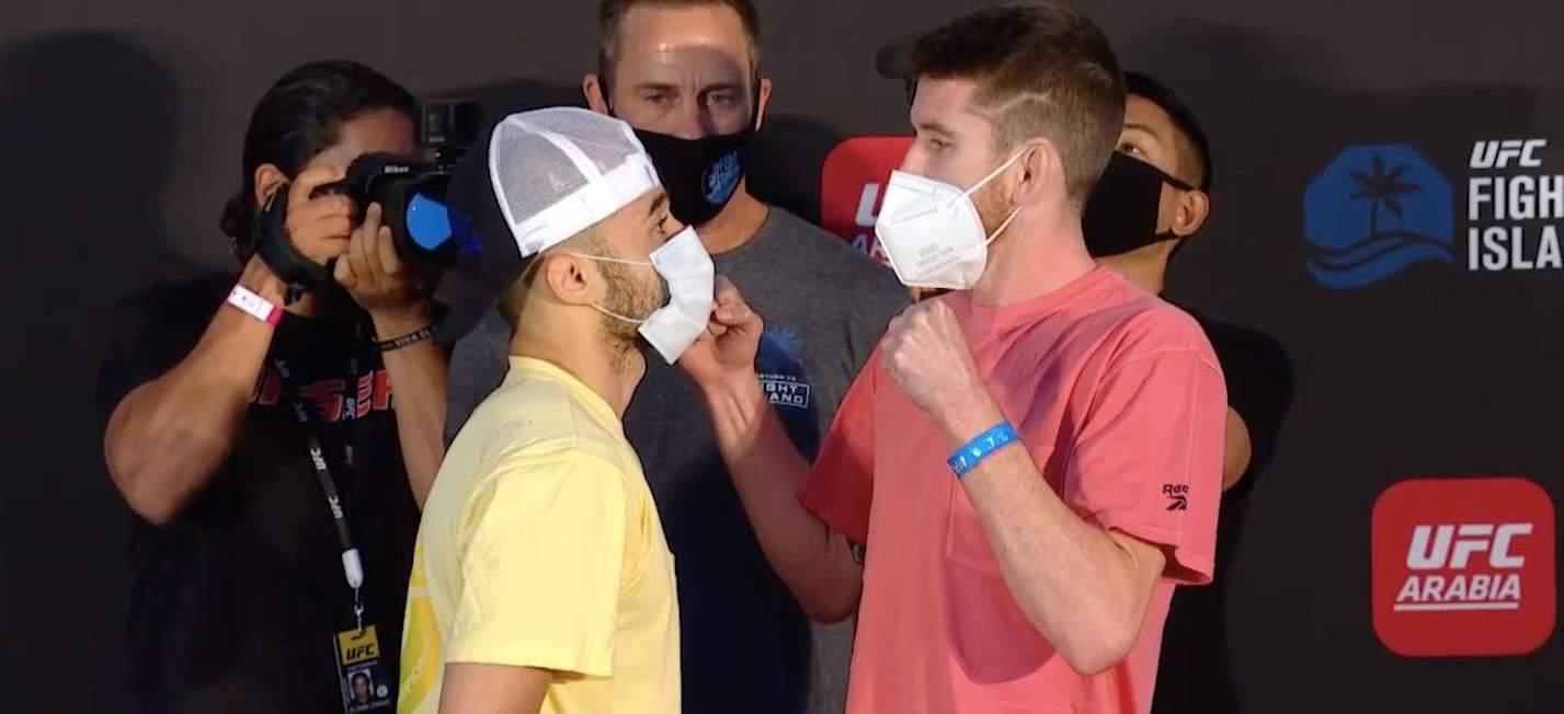 UFC on ESPN+ 37