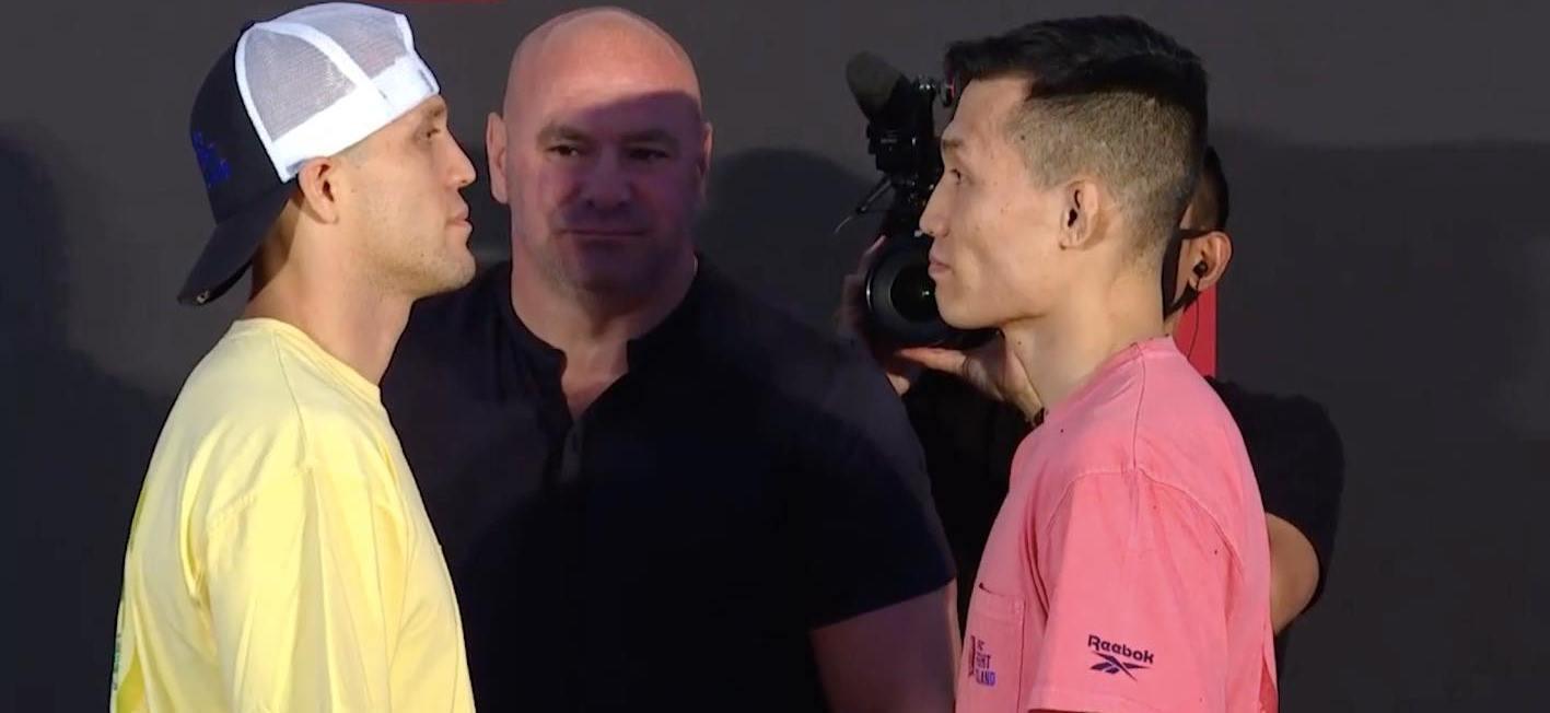 UFC on ESPN+ 38