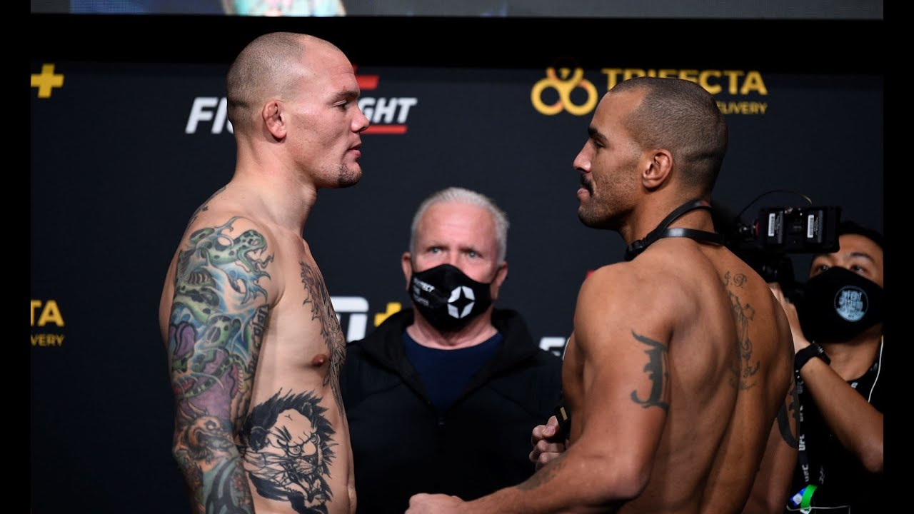 UFC on ESPN 18: Smith vs. Clark predictions