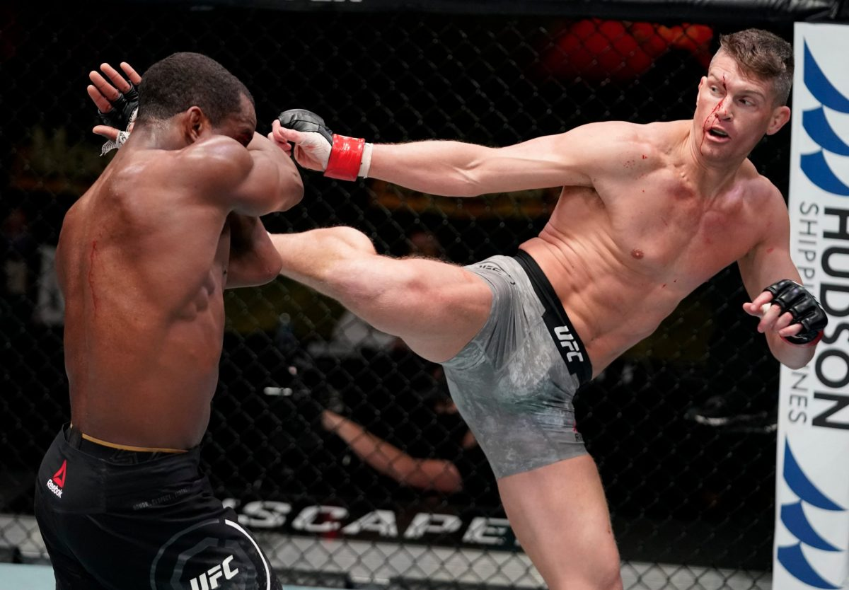 UFC on ESPN+ 41: Stephen Thompson shuts out Geoff Neal