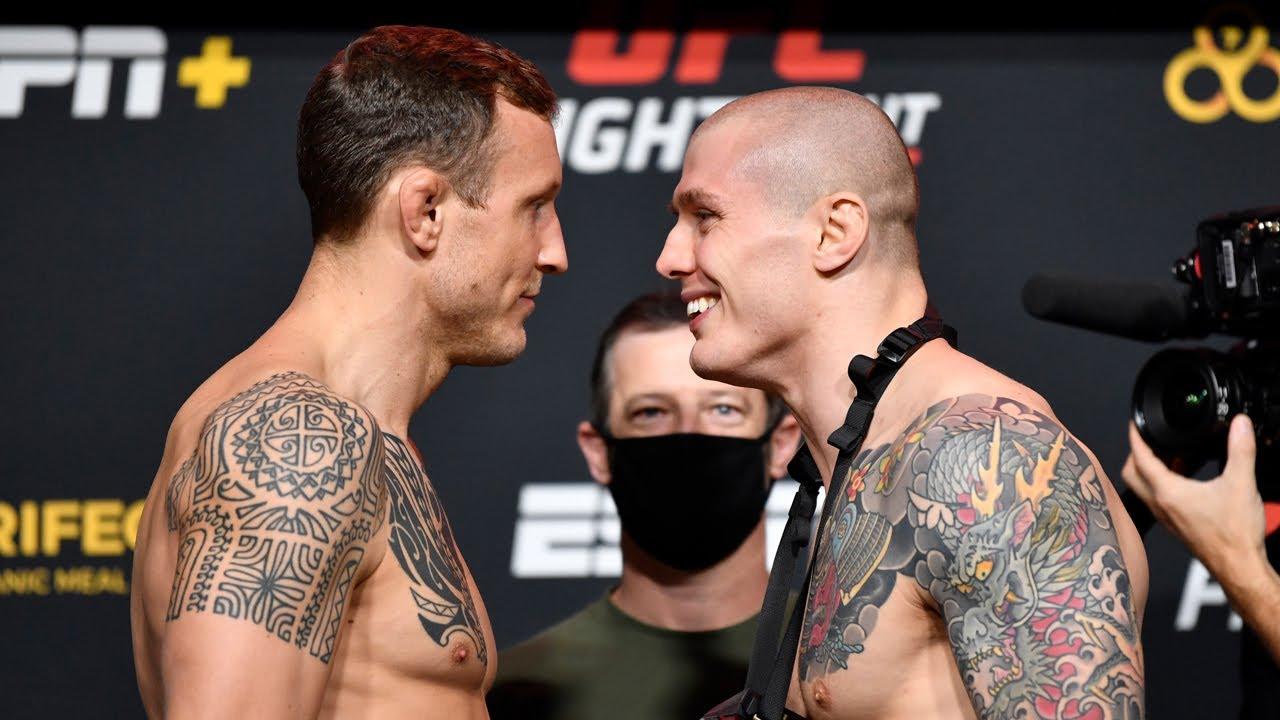 UFC on ESPN 19: Hermansson vs. Vettori predictions