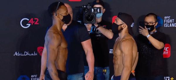 UFC on ESPN 20