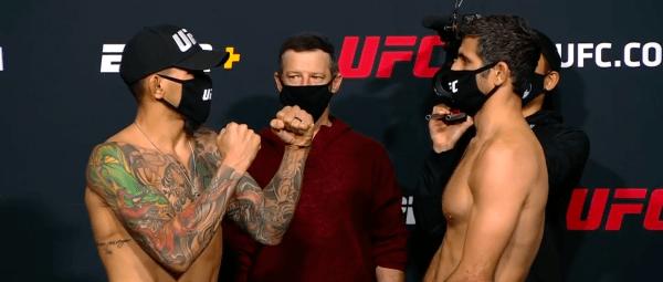 UFC Vegas 18