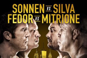 Legends' division in the UFC - Is it the only way to stop the mass exodus? -