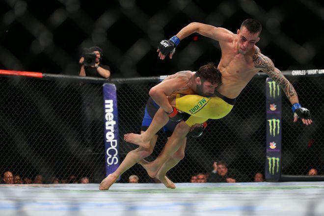 UFC Fight Night 25: Results -
