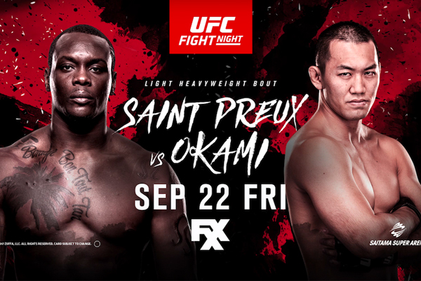 UFC Fight Night 117 (St. Preux vs. Okami): Facts, Analysis & Predictions -