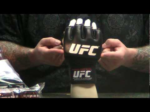 For The First Time Ever, UFC Implementing New Fight Gloves At UFC 219 -