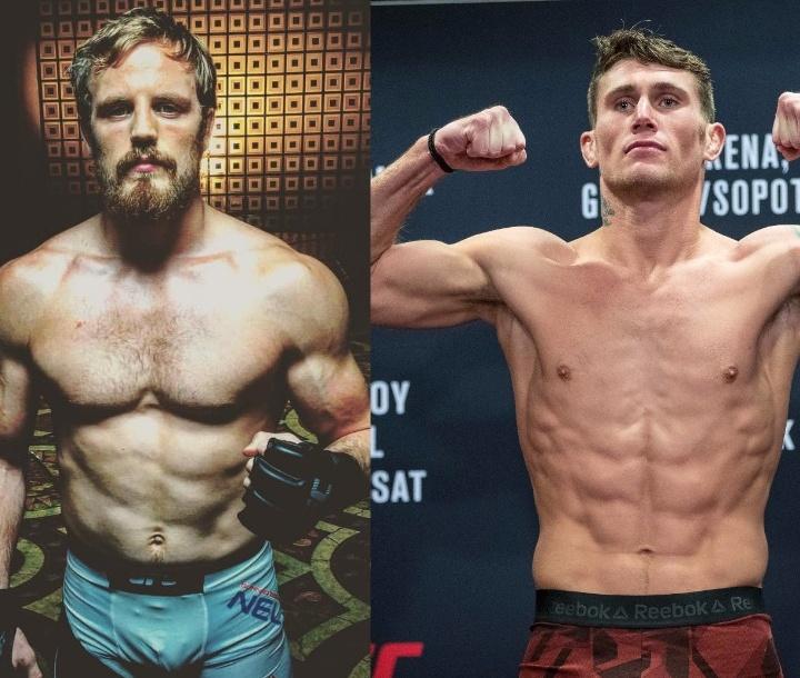 Coach Kavanagh says Gunnar Nelson ready to face Darren Till at UFC London - coach kavangh