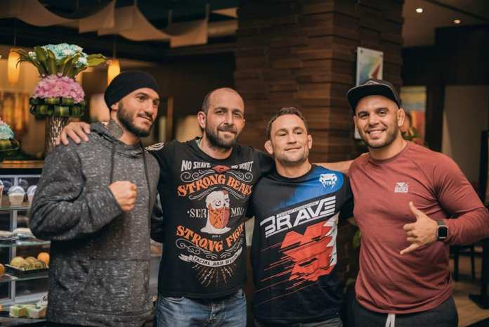 Fakhreddine & Suleiman coach expects fireworks from his pupils at Brave 10 -