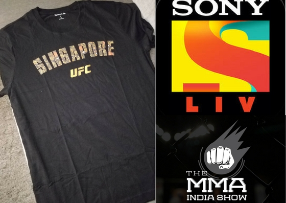 """THE MMA INDIA SHOW IS NOW LIVE ON """"SONY LIV"""" - Sony"""