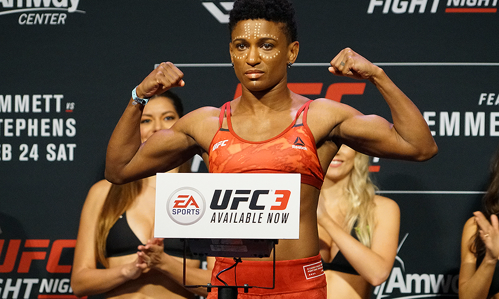 UFC on Fox 28 Results: Angela Hill Defeated Maryna Moroz via Unanimous Decision -