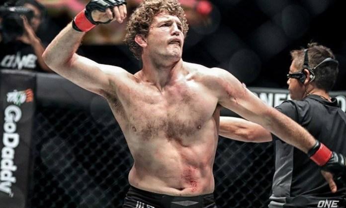 UFC: Ben Askren calls Nate Diaz Mediocre, says Conor McGregor is barely best in the world - Askren
