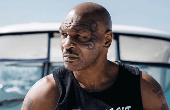 "Boxing: Mike Tyson fires back at Deontay Wilder saying he'd beat ""Iron"" Mike in his prime - Mike Tyson"