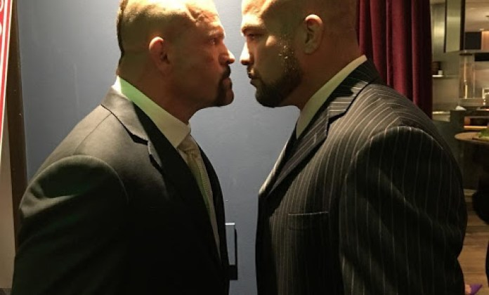UFC: Dana White says he won't allow Chuck Liddell to fight in the UFC because he 'loves him' - Dana White