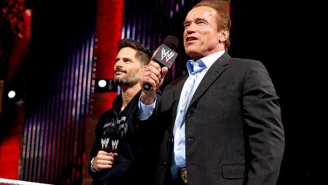 WWE: Hall of Famer Arnold Schwarzenegger Undergoes Open Heart Surgery. - Arnold Schwarzenegger