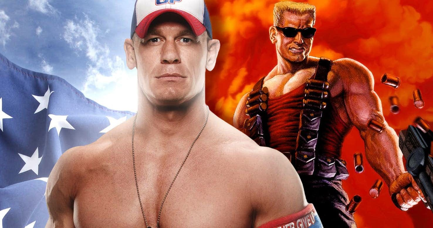 WWE: John Cena to play Duke Nukem - John Cena