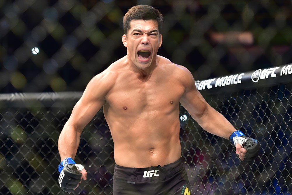 UFC:Lyoto Machida honoured to be Vitor Belfort's last opponent - Lyoto Machida