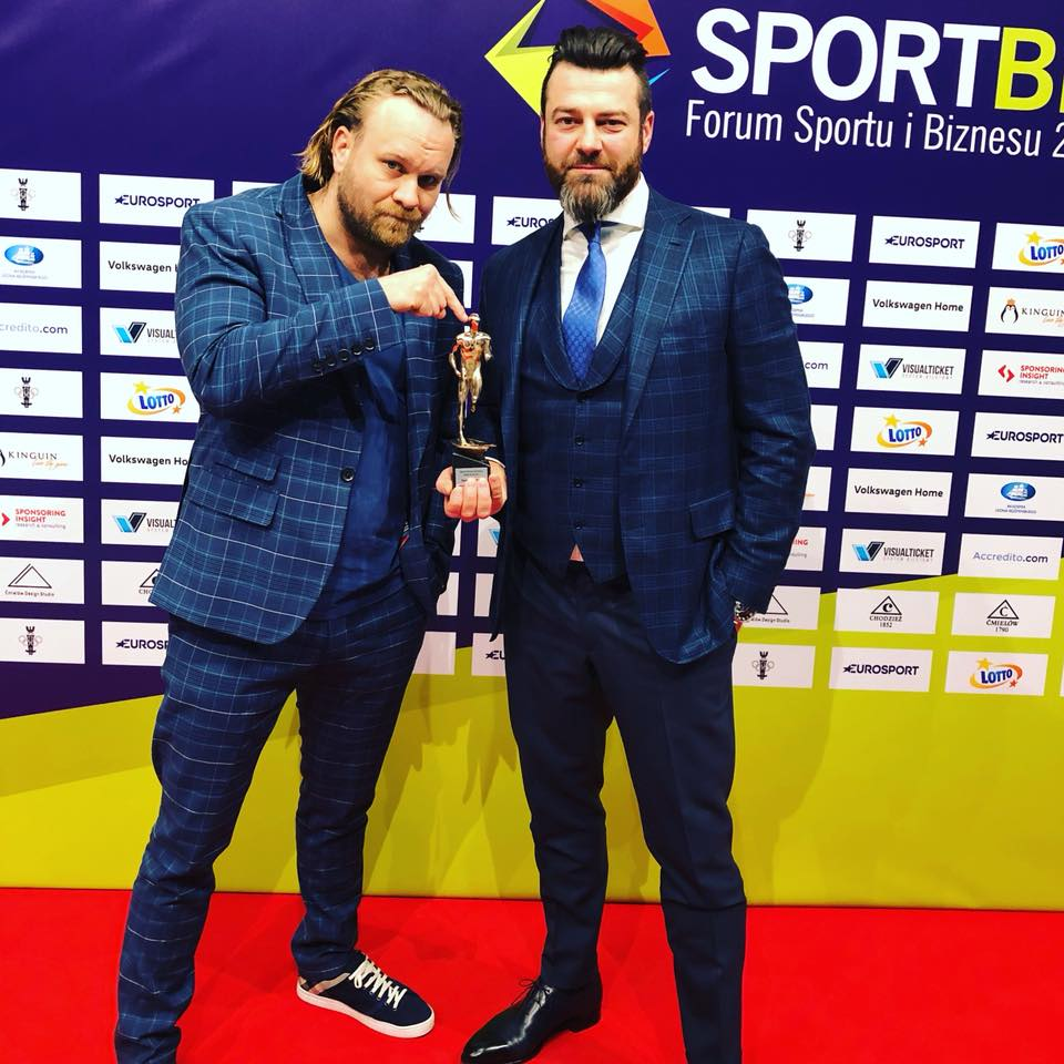 KSW wins Sport Organisation of the Year 2017 -