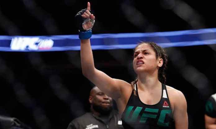 UFC: Cynthia Calvillo opens up about failed Marijuana test, slams the commission - Cynthia Calvillo
