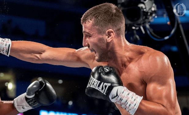 Boxing: Oleksandr Gvosdyk wins WBC Light Heavyweight interim title - Gvozdyk