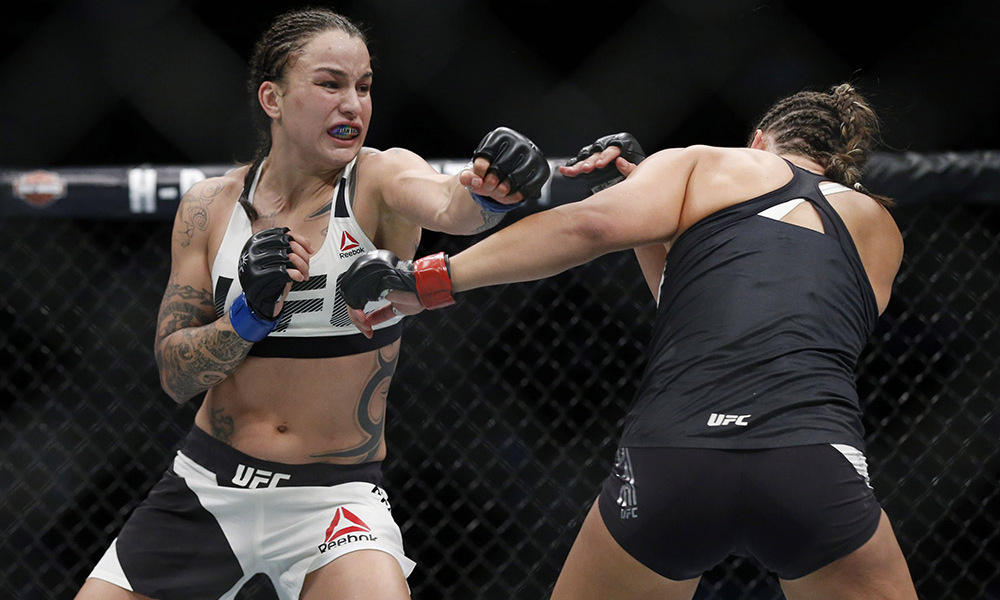 UFC: Raquel Pennington is open to fight Cris Cyborg in the future - Raquel Pennington