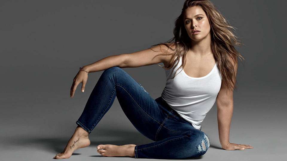 WWE: Ronda Rousey opens up about her new life in WWE. - Ronda Rousey