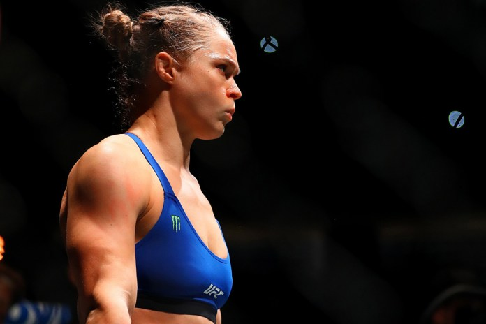 WWE: Ronda Rousey feels satisfied with her career so far - Ronda Rousey