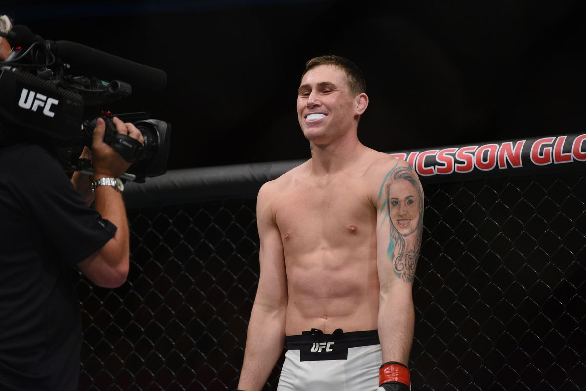 UFC: Darren Till desperate for a fight, ready to fight anyone - Darren Till