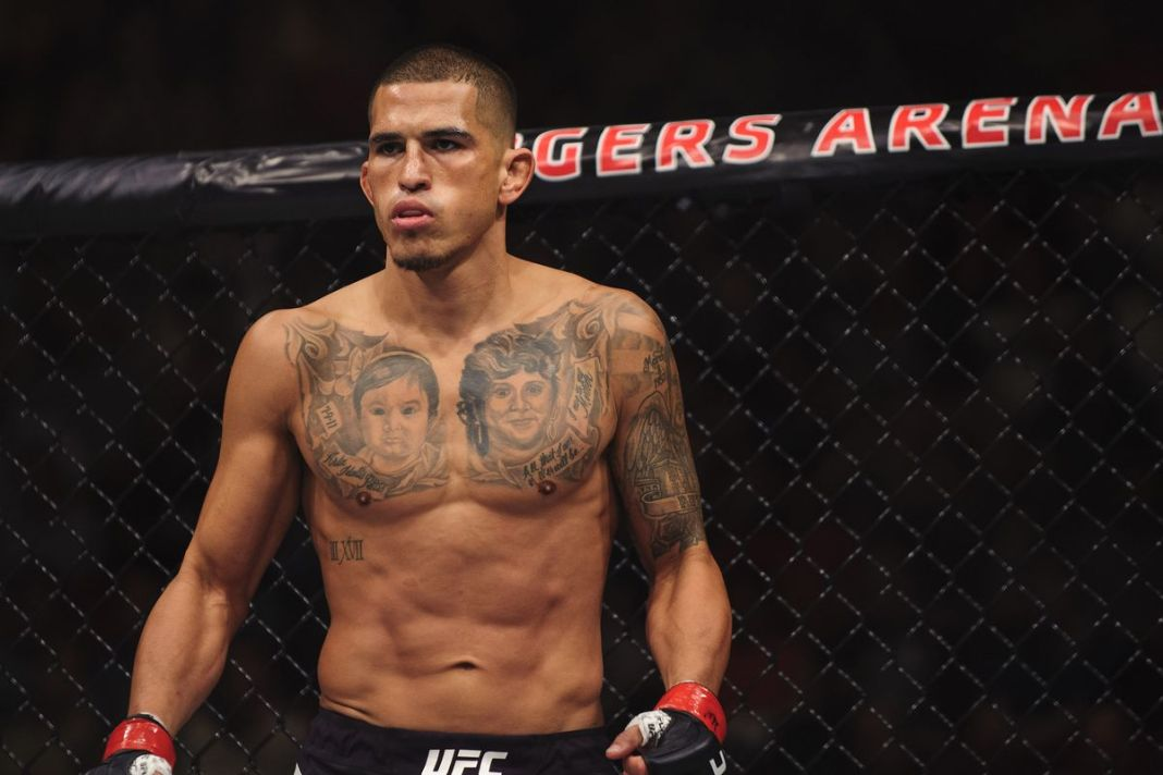 UFC: Anthony Pettis speaks out about his troubles - Anthony Pettis