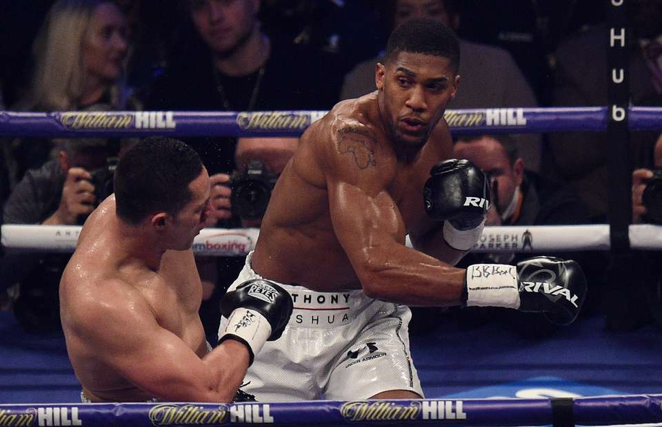 Boxing: Anthony Joshua Reacts To Deontay Wilder Wanting To Kill Inside The Ring - Wilder