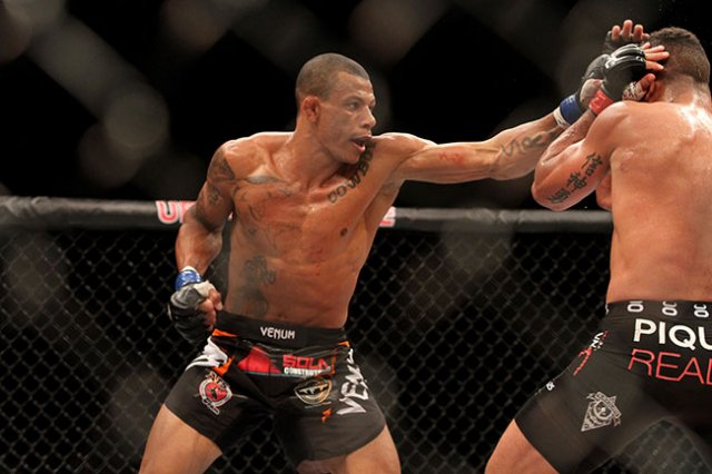 The Alex Oliveira  Story with Photos -