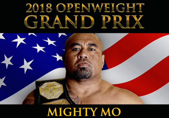 XIAOMI ROAD FC 047 RETURNS TO BEIJING, CHINA  OPENWEIGHT CHAMPION MIGHTY MO ADDED TO 2018 OPENWEIGHT GRAND PRIX -