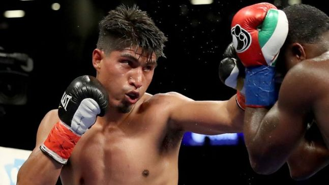 Boxing: Mikey Garcia vacates Super Lightweight title - Mikey