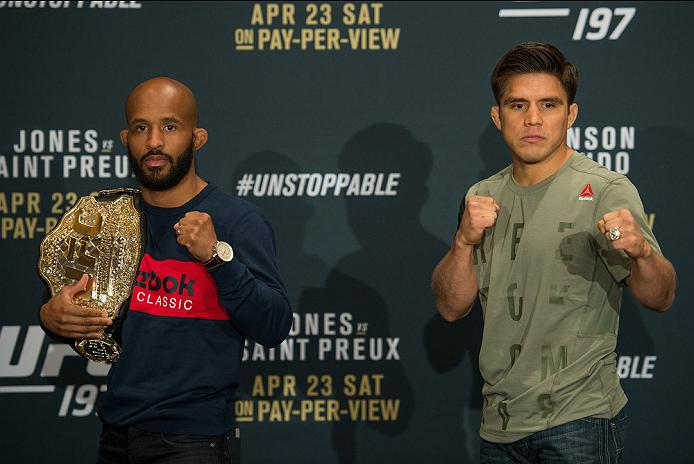 UFC: Henry Cejudo and Mighty Mouse engage in 'Twitter War' - henry cejudo