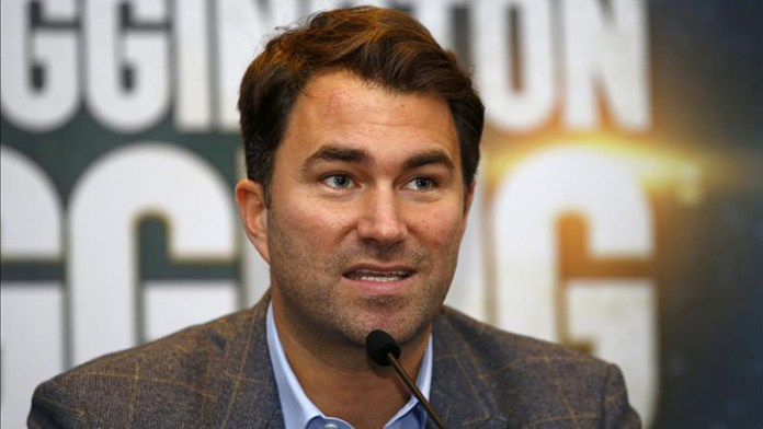 Boxing: Eddie Hearn set to announce Multi Million streaming deal in US - Eddie