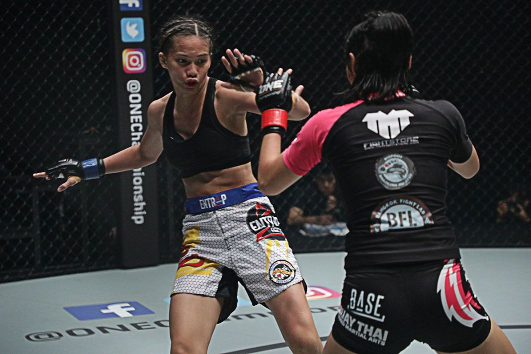 Rome Trinidad taps Filipino legend's services in second ONE Championship outing -