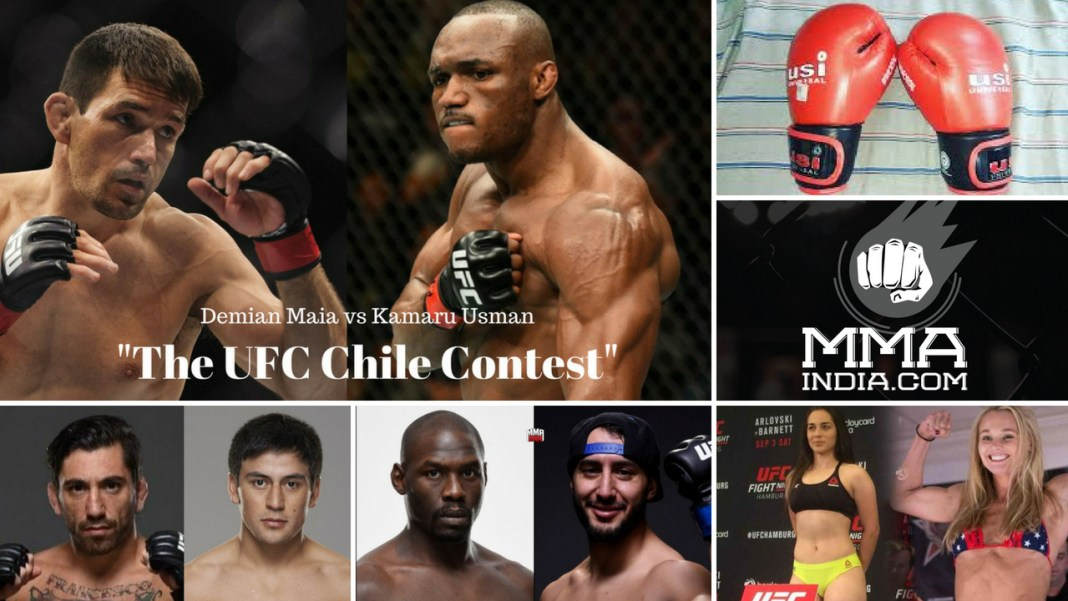 The UFC Chile Contest -