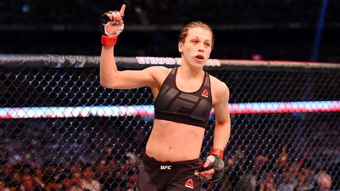UFC: Joanna Jedrzejczyk vs. Tecia Torres set to take place at UFC on Fox 30 - Joanna Jedrzejczyk