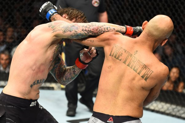 UFC 225 Whittaker vs. Romero 2 Results - The Truth Prevails as He Hands Punk his Second Loss -