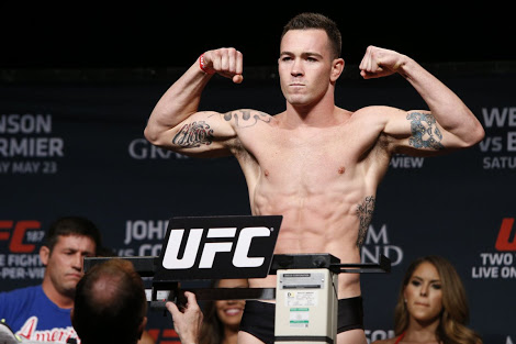 UFC: Colby Covington says he will finish Tyron Woodley 'inside three rounds' in title unification fight - Colby Covington